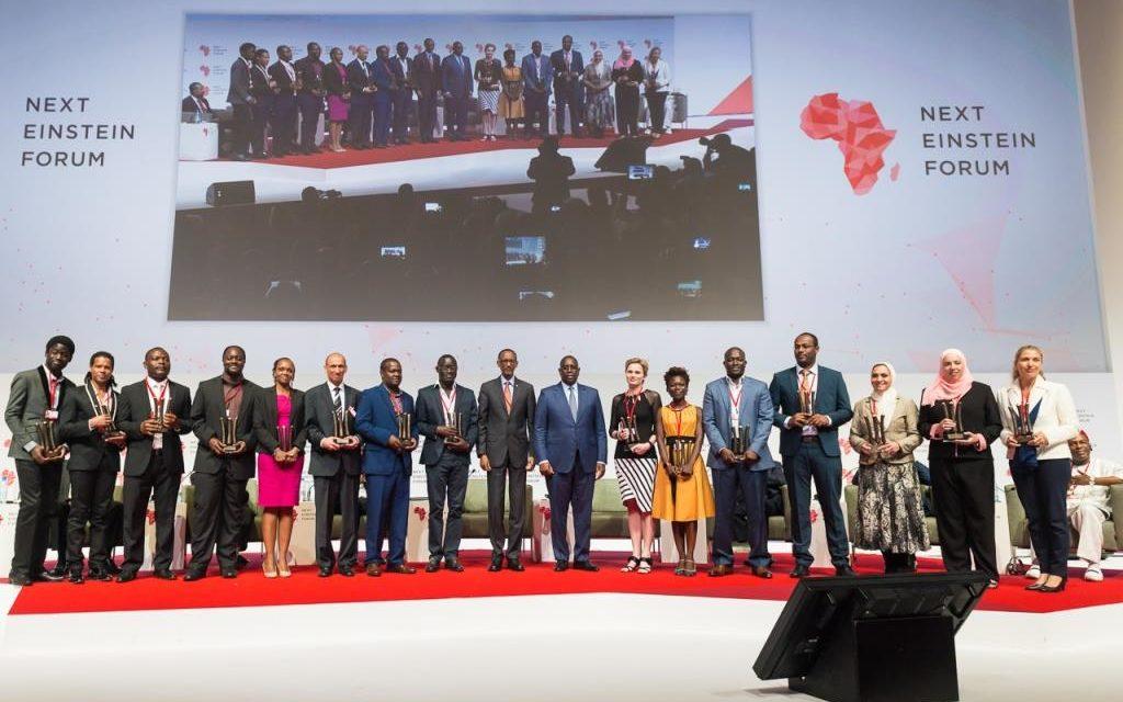 Le Next Einstein Forum pour l'épanouissement des jeunes scientifiques africains